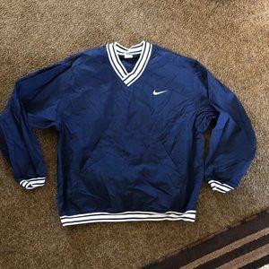 Vintage 90's Nike Nylon Pullover Windbreaker